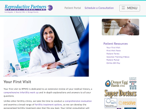 Reproductive Partners About Us