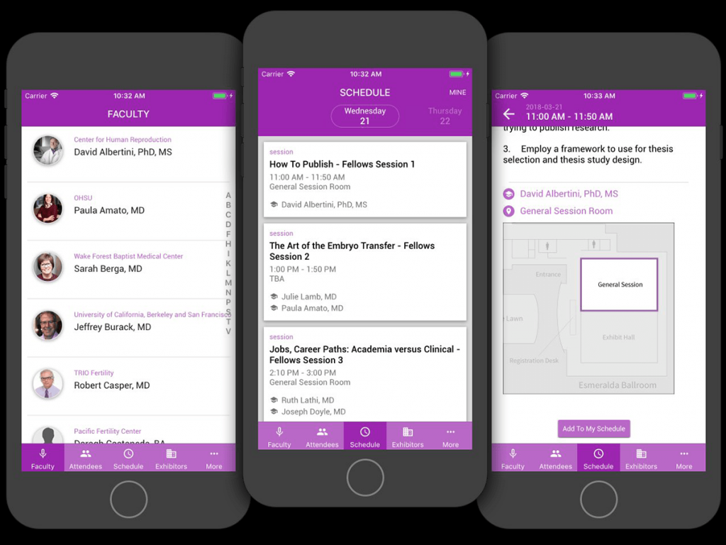 2018 Pacific Coast Reproductive Society Mobile App Now Available